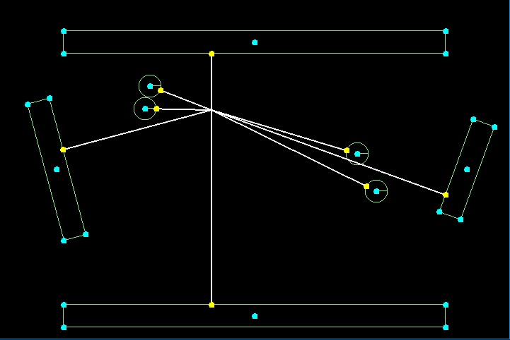 Loop through the world to get all bodies and then get distance of each in box2d in libgdx
